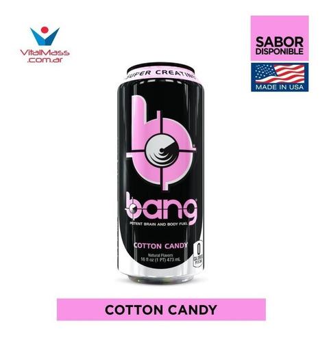 creatina compuesta liquida bang!! creatina + bcaa + coq10!! super promo x 30 unidades!! envio sin cargo a todo el pais!!