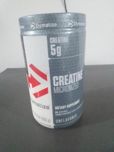 creatina creatine micronized dymatize (300g)