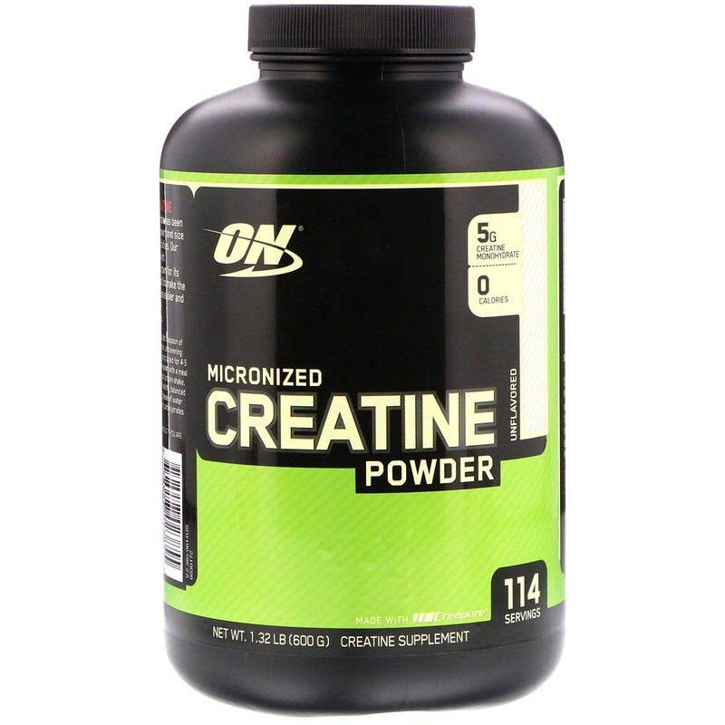 3f9e9340f creatina em pó 600g on® optimum nutrition promoção u s a. Carregando zoom.