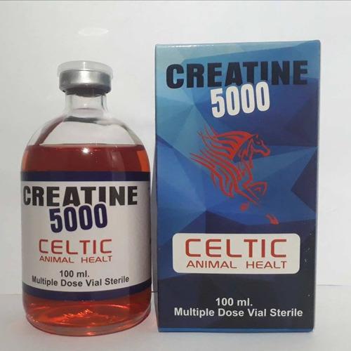 creatina injetável celtic 100ml massa muscular