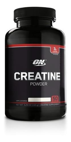 creatina powder 150 g optimum nutrition  150 g