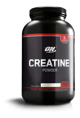 creatina powder - 300g - optimum nutrition
