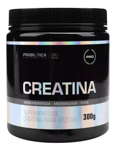 creatina pura 300g - probiótica