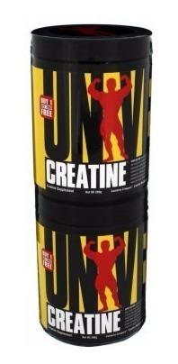 creatina universal (400g) - original importada