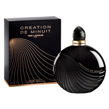 creation de minuit  ted lapidus edt 40ml original!!!