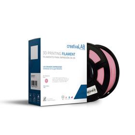 Creativalab - Filamento Creativalab 1.75mm Pla 1kg Rosa