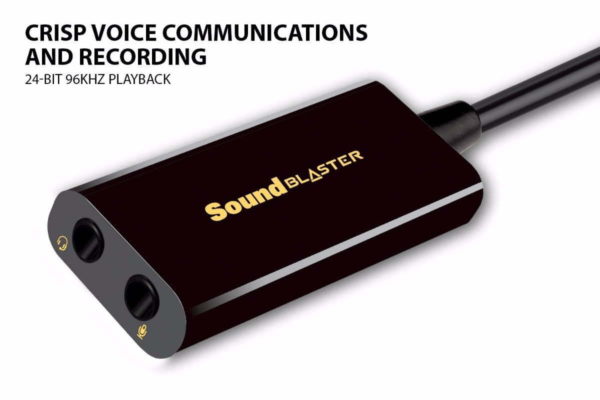 Creative Sound Blaster Play! 2 Audio Drivers Download (2019)