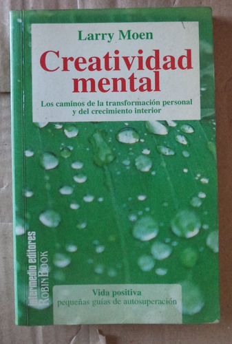 creatividad mental larry moen cpx030