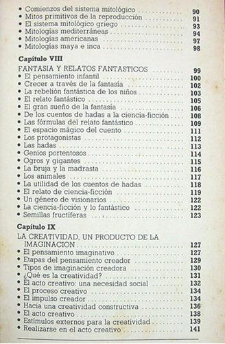 creatividad sensibilidad y fantasia m. velasco / psicologia
