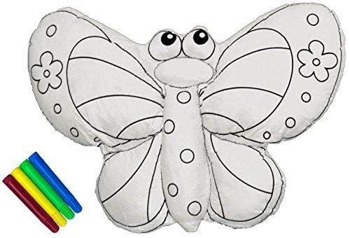 Creatividad Zoo - Kit Para Colorear Mariposa, Hecho A Mano G ...