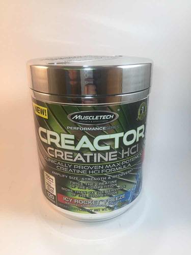 creator muscletech creatina monohidratada