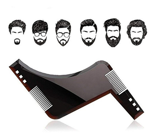 crecer barba bigote profesional 2pzs de 55g + modelador