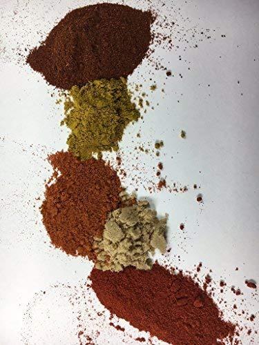 crecer hacer: lujo gourmet diy kit salsa picante, 6 recetas