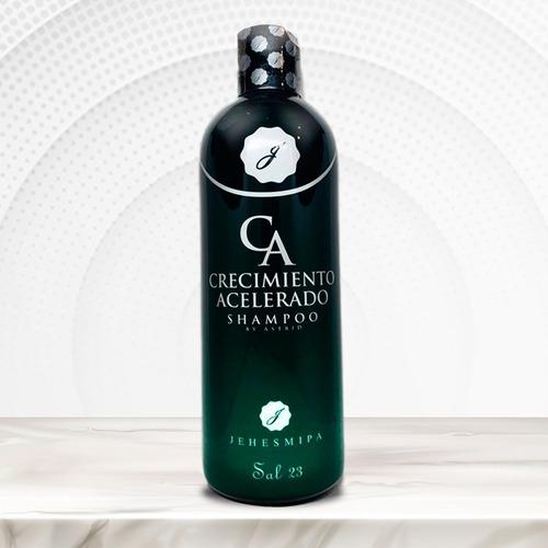 crecimiento acelerado shampoo