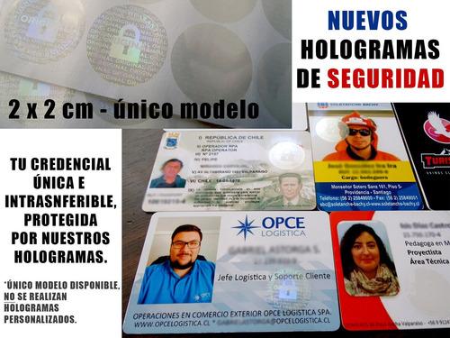 credenciales pvc identificación o giftcard
