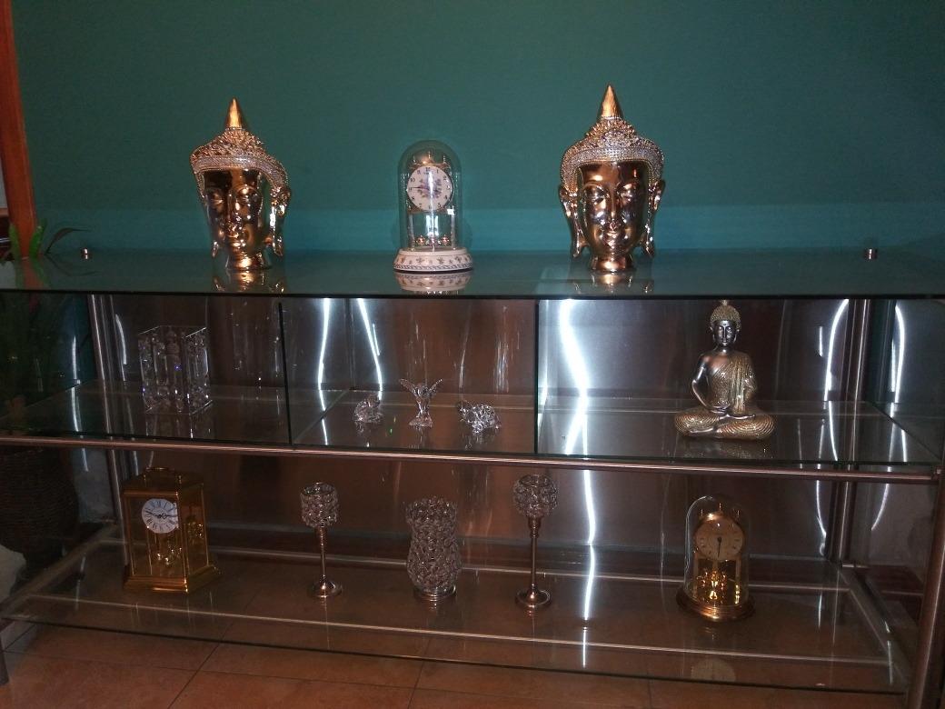 Credenza Con Vidrio : Best tendencias lámparas vasos y mesas de centro en vidrio