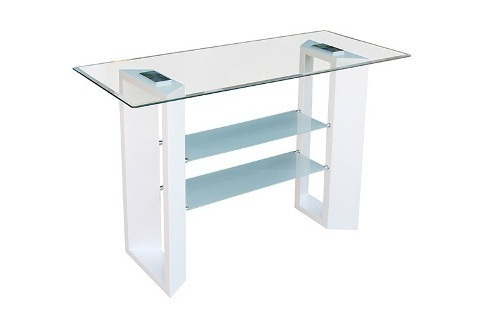 credenza tt1301 - blanco këssa muebles.