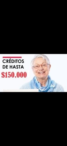 credito para jubilados y pensionados.