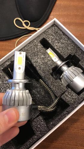 cree led h1 h3 h7 h11 9006 h16. 6000 lumenes reales original