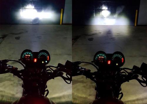 cree led moto no xenon bi xenon 24w