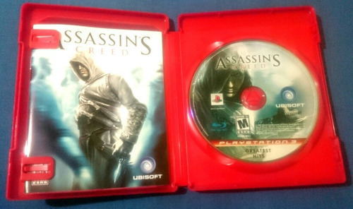 creed ps3 assassin's