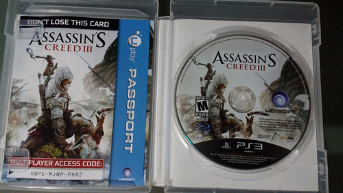 creed ps3 assassin´s