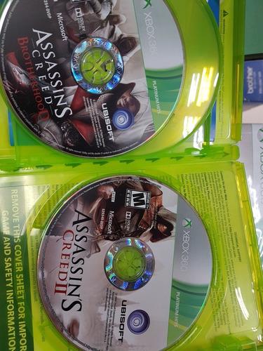 creed xbox 360 juego assassins