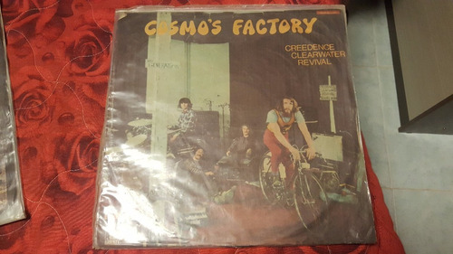 creedence clearwater revival cosmo factory