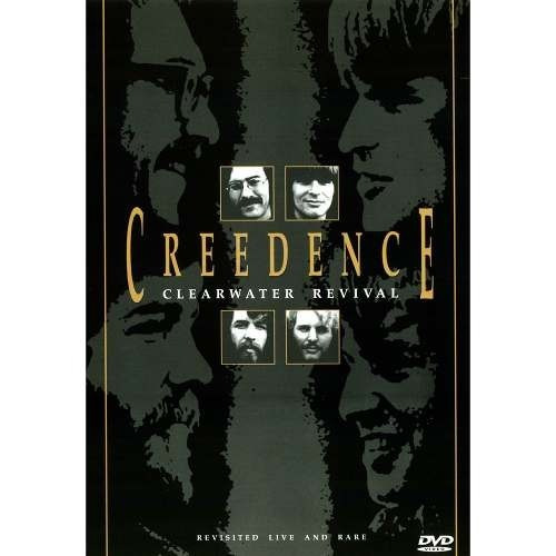 creedence clearwater revival dvd