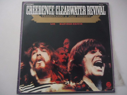 creedence clearwater revival / the 20 greatest hits acetato