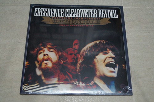 creedence clearwater revival vinilo rock activity