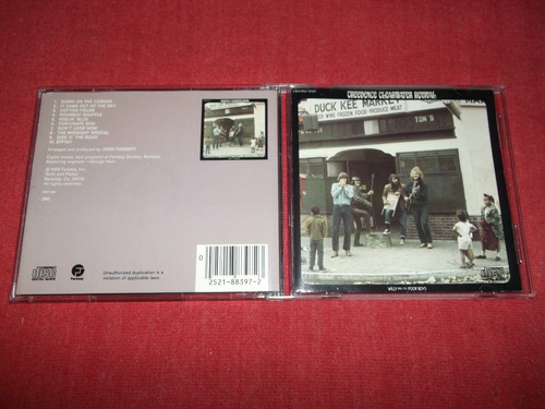 creedence clearwater willy poor boys cd imp ed 2000 mdisk