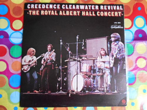 creedence lp the royal abert hall concert