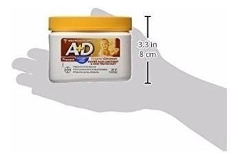 crema a+d antipañalitis prevencion pañalitis 454 grs a&d