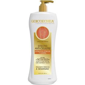 Crema Anti-celulitis Goicochea 400ml - mL a $92