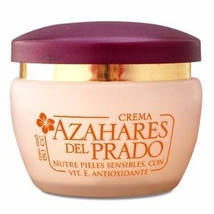 crema anti edad nutritiva pieles sensibles
