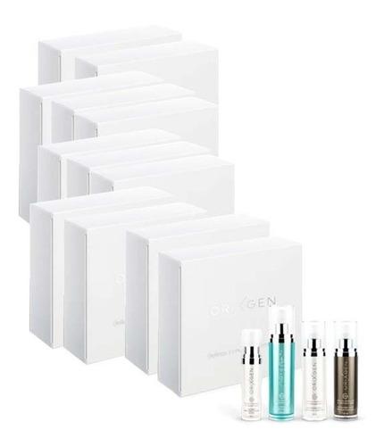 crema antiarrugas tratamiento facial células madre. 12 sets