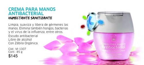 crema antibacterial que hidrata tus manos * ideal *