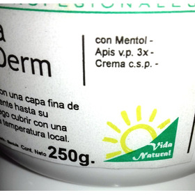 Crema Apitox Veneno De Abeja Vida Natural Dolores- Artrosis