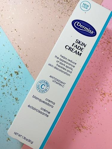 crema blanqueadora dermisa 100% original