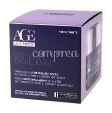 crema celular reparación anti age con células madre vegetal