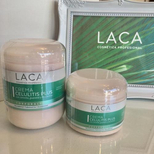 crema celulitis plus 250g laca