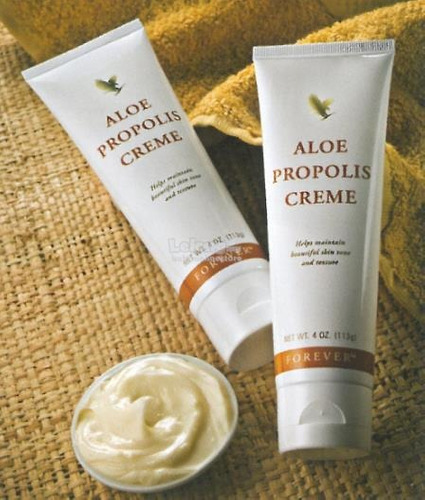 crema con propóleo - forever living products