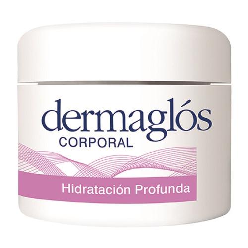 crema corporal dermaglós hidratación profunda 200 gr