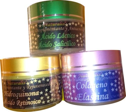 crema de acido retinoico con hidroquinona original