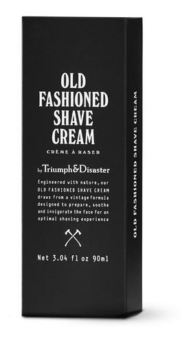 crema de afeitar triumph and disaster