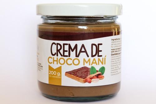 crema de chocomani