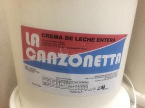 Crema De Leche En Bidon Al 44
