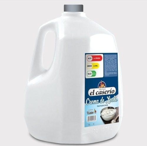 crema de leche heladera sachet x 10lts. 39%tg. envios