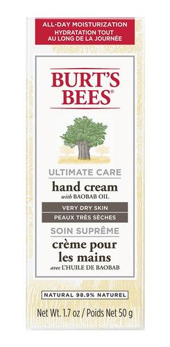 crema de manos burts bees cuidado supremo 90gr